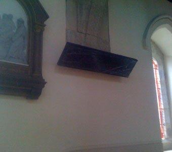 Panouri radiante Sunjoy SR25 2500W in Biserici