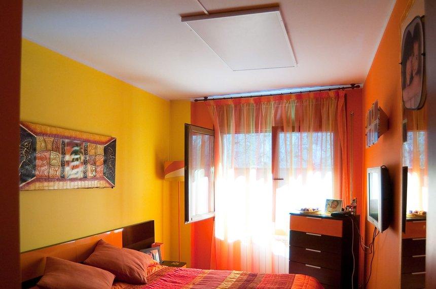 Panouri Radiante Sunjoy in Dormitor