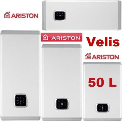 Boiler electric Ariston Velis incalzire apa calda 50L - Alternative Pure Energy