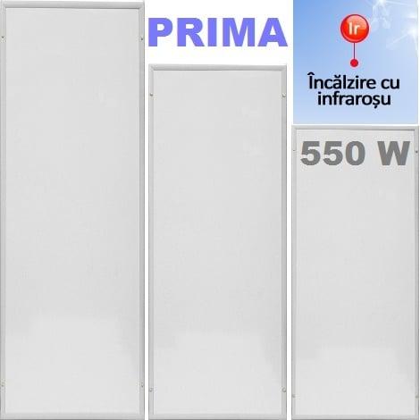 Panou Radiant Prima P6-550w Alb