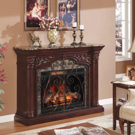 Semineu electric Classic Flame Astoria 33 focar nou