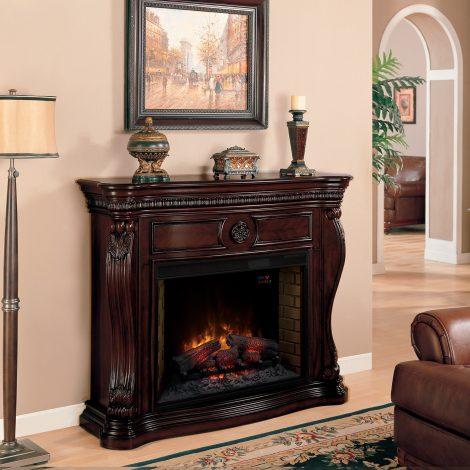 Semineu electric Classic Flame lexington