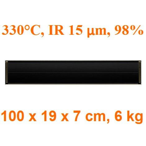 incalzire terase incalzitor terasa electric incalzitoare terase electricsun 1800w negru