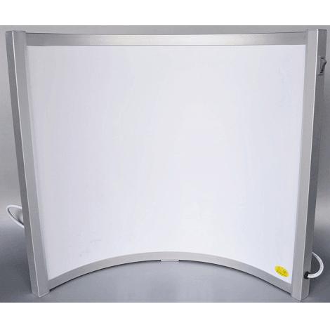 radiator electric incalzitor picioare panouri radiante mobile electricsun 300w alb