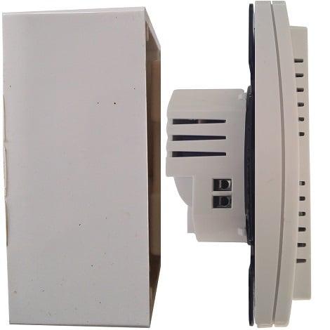 termostat ambient, thermostat digital, termostat electronic, termostat de camera, termostat programabil, termostat ambient cu fir, termostat inteligent, termostat 16a Amp doza electricsun