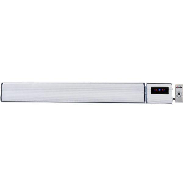 panouri radiante electricsun albe 2800w cu termostat incalzitoare interior exterior