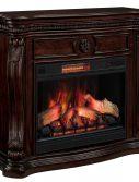 lexington 3D lexington-front Semineu electric Classic Flame
