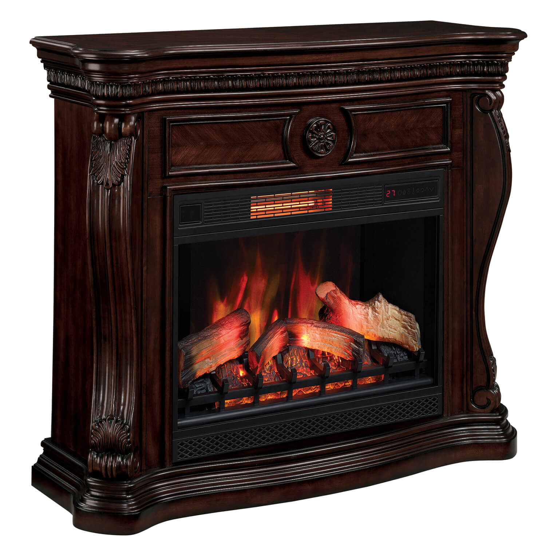 Semineu Electric Classic Flame Lexington 33 Panouri Radiante