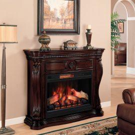 lexington-room-1 Semineu electric Classic Flame lexington