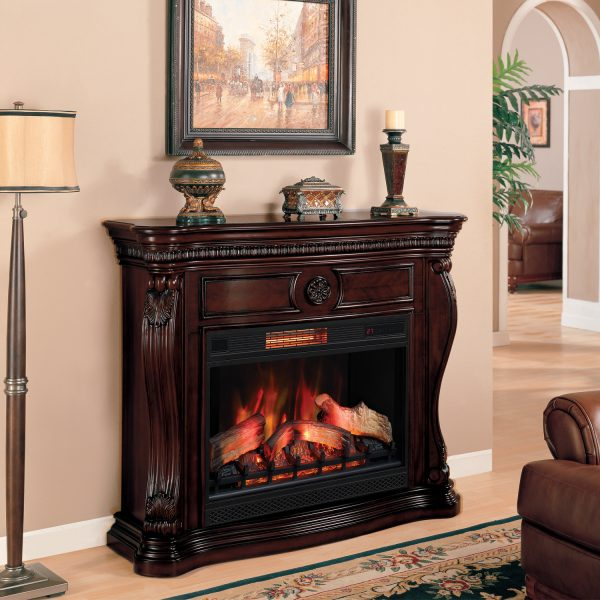 lexington-room-1 Semineu electric Classic Flame lexington