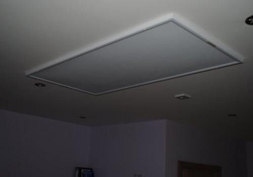 Panouri radiante Cluj Sunjoy incalzire electrica in Dormitoare