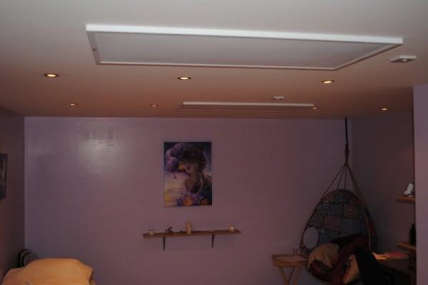 Panouri radiante Constanta Sunjoy incalzire electrica in Dormitor