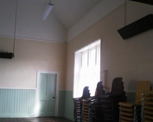 Panouri radiante Hunedoara Sunjoy SR25 2500W incalzire electrica in Depozit, Hala